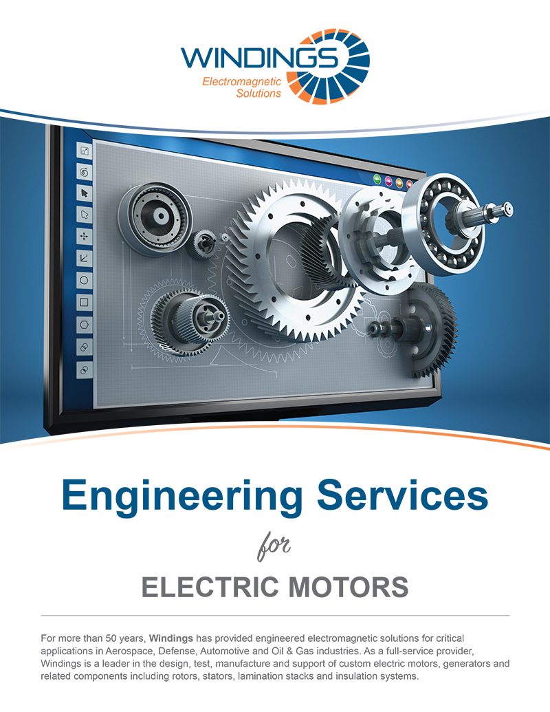 Engineering Services for Electric Motors