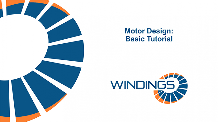 Basic Tutorial of Motor Design