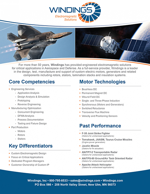Aerospace and Defense Capabilities